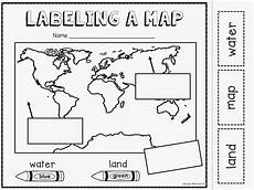 mapping worksheets for grade 4 11541 flying into grade maps globes and our world plus a freebie kindergarten social