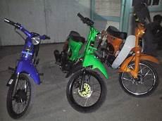 Modifikasi Motor 70 by 63 Foto Modifikasi Motor Honda C 70 Terlengkap Sendal Motor