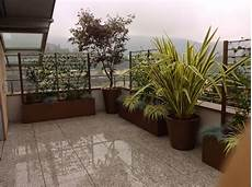 idee terrazzi martin design ita arredo per terrazzi con fioriere su misura