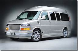 New Chevrolet Van Picture