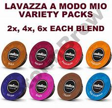 Lavazza A Modo Mio Variety Selection Taster Starter Pack
