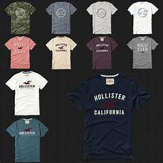 nwt hollister printed and applique logo graphic t