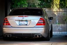 W211 Mercedes E55 Amg 25 Mbworld