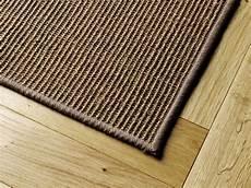 Sisal Teppich Reinigung - sisal teppich umkettelt nuss 200x300 cm naturfaser ebay
