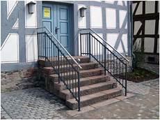 Treppengeländer Außen Verzinkt - bvh kirche lahntal kernbach aussentreppengel 228 nder