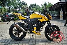 New Cb150r Modif by Ketika Honda All New Cb150r Kena Sentuhan Modifikasi