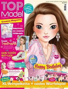 Top Model Heft - jugendzeitschrift quot top model quot bringt jubil 228 umsheft heraus