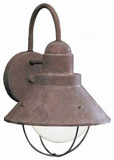 rustic outdoor wall sconce rustic outdoor wall lights and sconces by arcadian home lighting