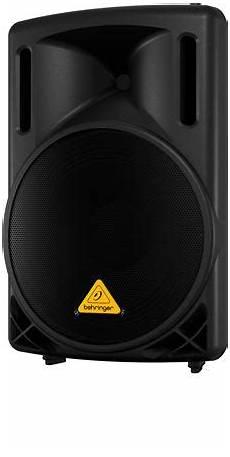 Behringer Eurolive B212d Powered Pa Speaker Rentals