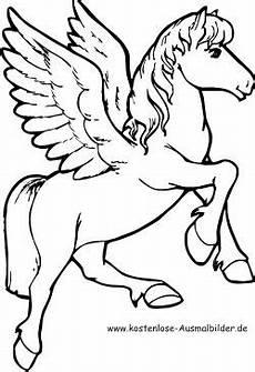 Malvorlagen Wings Unicorn Pegasus Ausmalbilder Ausmalbilder Pegasus Malvorlagen