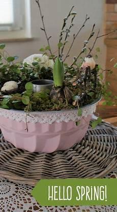 Tischdeko Frühling Basteln - tischdeko f 252 r den fr 252 hling und ostern sensationell in