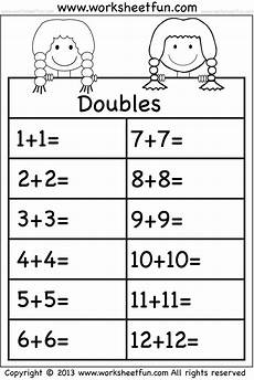 addition worksheets doubles 8821 addition doubles 1 worksheet free printable worksheets worksheetfun