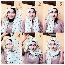 Fashion Tutorial Model Jilbab Modern Terbaru 2016