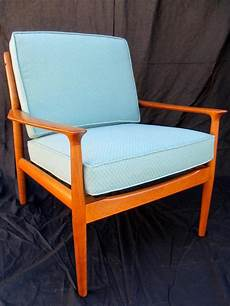 How To Refinish A Vintage Midcentury Modern Chair Diy