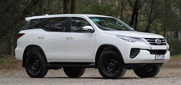 2021 Toyota Fortuner Configurations Color Changes