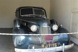 Vintage Car Collection At Cars Museum Udaipur