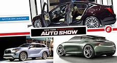 2019 New York Auto Show A To Z Guide To All The New Car