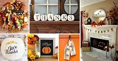 Thanksgiving Home Decor Ideas 2019 by 19 Best Thanksgiving Decor Ideas And Designs For 2019