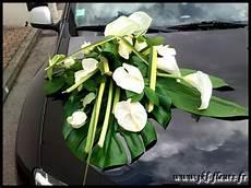 ventouse pour fleur voiture d 233 corations de voiture le rendez vous des fleurs