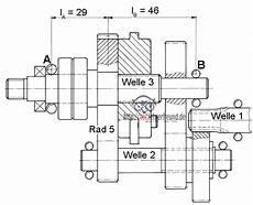 lernprojekt zweiganggetriebe 3 l 246 sungen tec lehrerfreund