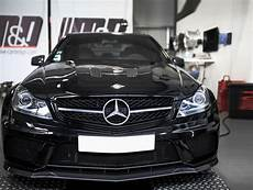 mercedes c class w204 tuning pd black edition wide