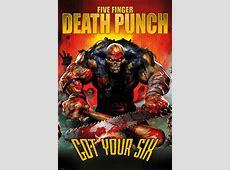 five finger death punch battle born