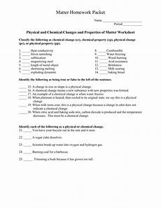 physical and chemical properties and changes worksheet answers db excel com