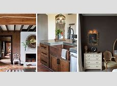 15 Rooms That Prove Brown Is the New Black   Forget Shades