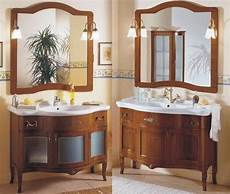 mobili bagno arte povera prezzi mobile bagno per arredo arte povera massello noce anticato