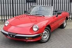 Cabriolet Alfa Romeo Alfa Romeo Spider Cabriolet 1986 Catawiki