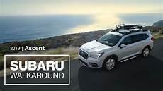 introducing the 2019 subaru ascent suv new model