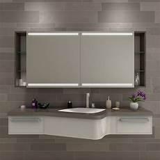 Spiegelschrank Für Badezimmer - badezimmer spiegelschrank mit beleuchtung catania
