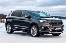 New Ford Edge Officially Launched In Europe Autocar