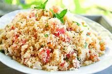 Rezept Couscous Salat - whole food republic