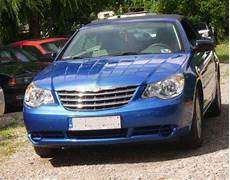 chrysler sebring cabrio photos and specs photo sebring