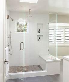 walk in bathroom ideas modern bathroom features a walk in shower clad in a