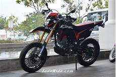 Modif Crf Supermoto by Modifikasi Motor Honda Crf 150 Supermoto Kumpulan Gambar