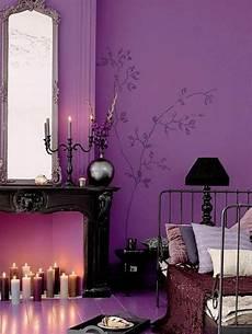 lila schlafzimmer 15 romantische lila schlafzimmer design ideen dekorationn