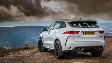 2019 jaguar f pace svr 2 2019 jaguar f pace svr a ferocious 550 horsepower family