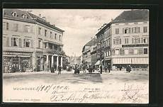 Carte Postale Ancienne Cpa Mulhouse Porte De Bale