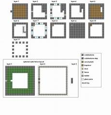 minecraft house floor plan minecraft floorplans medium house by coltcoyote on deviantart
