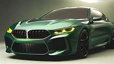Bmw M8 Gran Coupe 2019 World Premiere Geneva 2018 Bmw 8