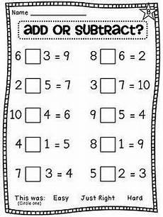 worksheets for preschool 19197 37 best equal and true false equations images math addition 1st grade math grade math