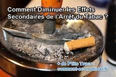 Comment Diminuer Les Effets Secondaires De L Arr 234 T Du Tabac