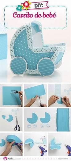 gastgeschenke baby shower diy einkaufswagen baby papier einkaufswagen papier