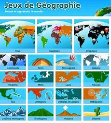 jeux de géographie site de g 233 ographie sympa pour apprendre continents mers pays etc livres et autres merveilles