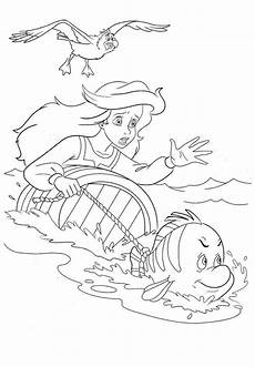 Ausmalbilder Meerjungfrau Gratis Malvorlagen Zum Ausmalen Ausmalbilder Arielle Die