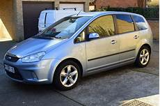 Ford Focus C Max 2007 1 8tdi Manual Blue 12month Mot In