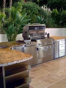 outdoor küche design outdoor kitchens 10 tips for better design hgtv