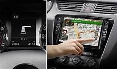 navigation system for skoda octavia 3 alpine x901d oc3